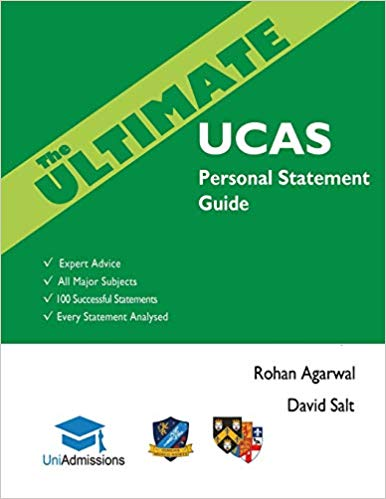 Personal statement book